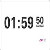 stopwatch digibord groot scherm