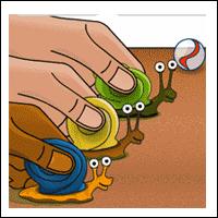 stopwatch-digibord-slakkenrace