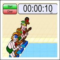stopwatch-digibord-zwemmer