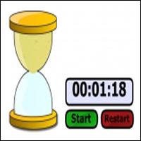 time timer digibord zandloper